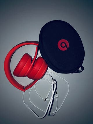 Beats Solo-3 Wireless Support Red