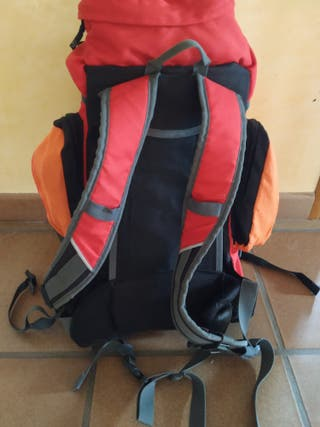 mochila montaña y travesia