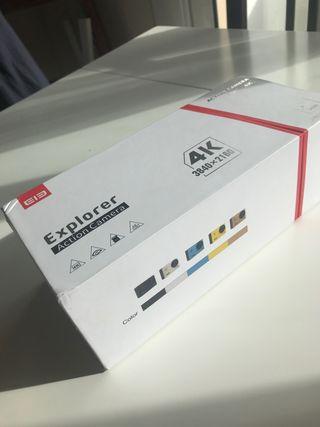 Cámara Go pro con caja ( ELECAM)
