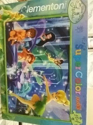 puzzle campanilla