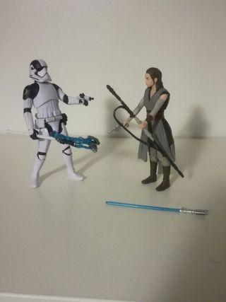 Star Wars figuras the last Jedi