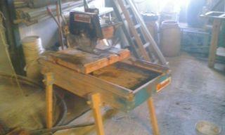 Maquina de corte de agua