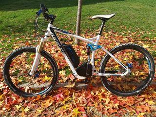 Bicicleta Electrica Montaña HAIBIKE