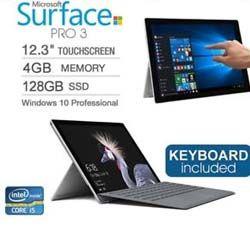 """Microsoft Surface Pro 3 - Core i5/128 SSD/12"""""""