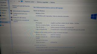 HP portátil