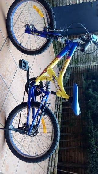 Bicicleta de montaña para pequeñ@s