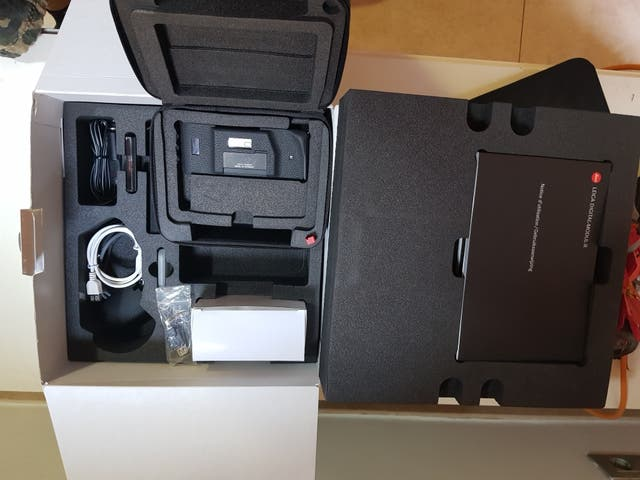 Leica digital R modulo