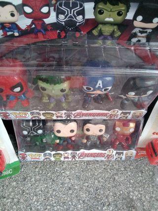 pops superheroes