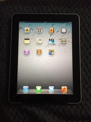 Tablet, iPad de 32gb.