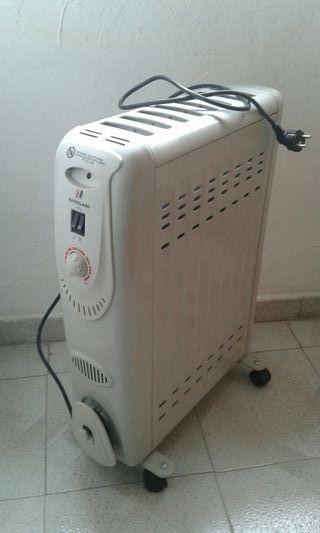 radiador luz
