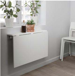 Mesa Abatible Ikea