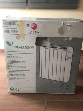 Ecoemisor FAGOR (estufa - radiadores) bajo consumo