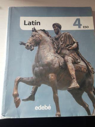 libro de latin 4 de la eso