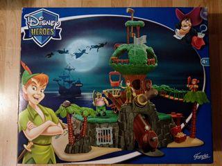 Casa arbol Peter Pan Disney Heroes