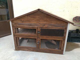 Caseta de conejo/ cobaya