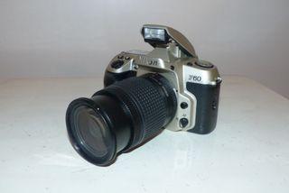 camara de fotos analogica reflex nikon f-60