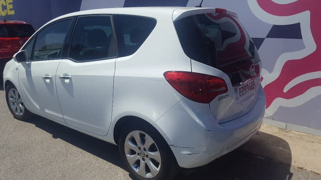 Opel Meriva 2011