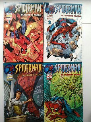 Spiderman - El hombre araña 1 al 20, 22 y 25