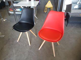 OFERTA Silla crossy 3 colores disponibles