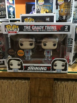 Funko pop Grady twins chase