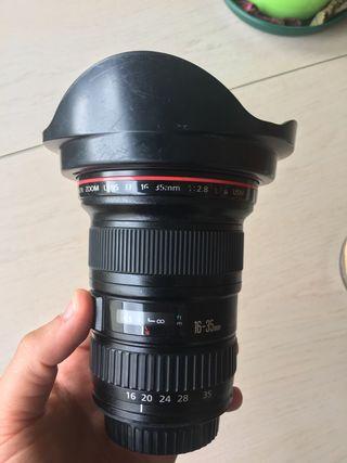 Canon 16-35 f/2,8 II L USM