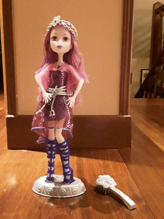 Monster high, Ari Hangtinton