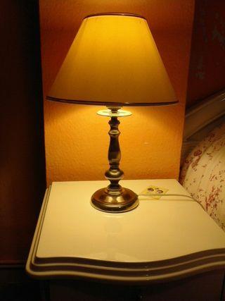 lamparas de mesilla dormitorio nuevas