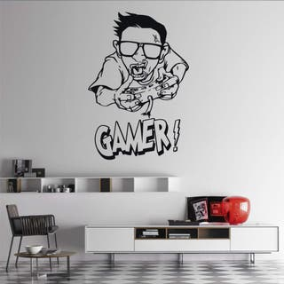 vinilo decorativo gamer!