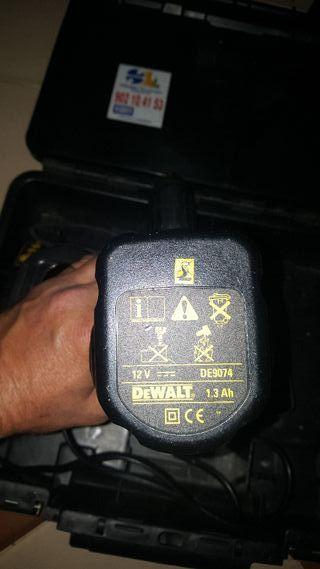 trompo batería