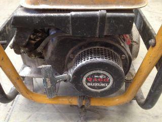 Generador de gasolina SUZUkI V-160