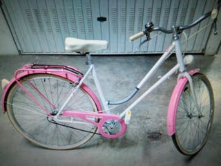 Bicicleta clasica de paseo Orbea.