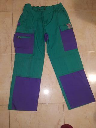 pantalones EIDER