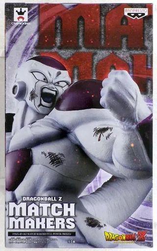 DBZ Match Makers pack figuras freeza & Goku ssj