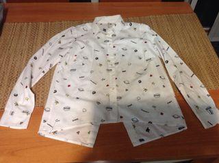 Camisa Stradivarius talla S