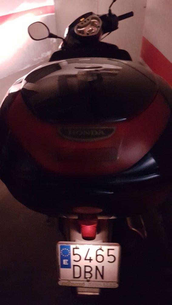 moto honda shado 125cc