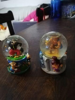 Bolas de Cristal Disney ( varios)