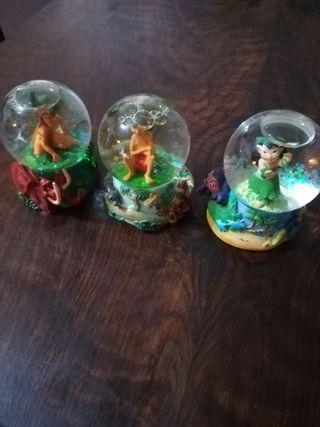 Bolas de Cristal de Disney (varios 2)