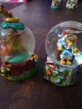 Bolas de cristal DISNEY (Robin Hood)