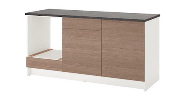 Mueble Cocina IKEA de segunda mano por 80 € en Collado Villalba en ...