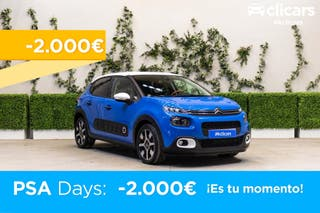Citroën C3 BlueHDi 73KW (100CV) S&S SHINE