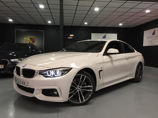 BMW Serie 4 M-Sport Edition 2018 190cv