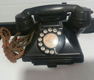 Teléfono antiguo marca Gulliver 8464