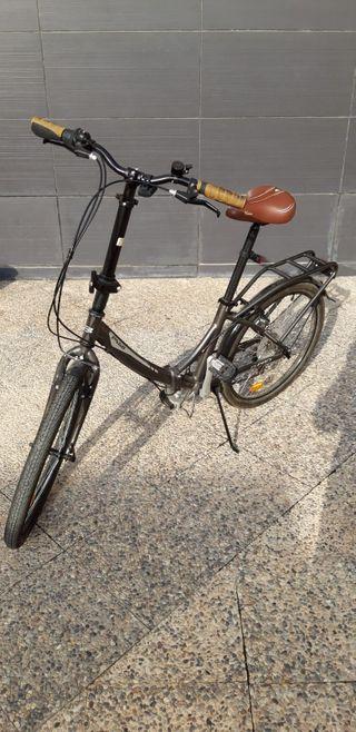 bicicleta plegable PS50 Aluminio