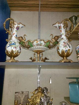 decoración, porcelana,bronce,antiguedades,cristal