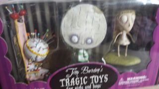 Tim burton tragic toys
