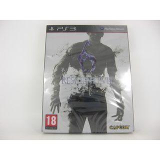 Resident Evil 6 edición coleccionista PS3 XBOX360