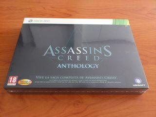 Assassins Creed Anthology PRECINTADO