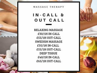 Massage for Male and Female