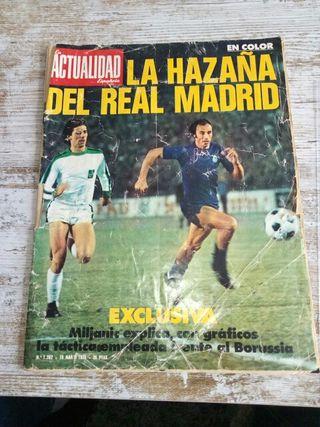 La hazaña de Real Madrid