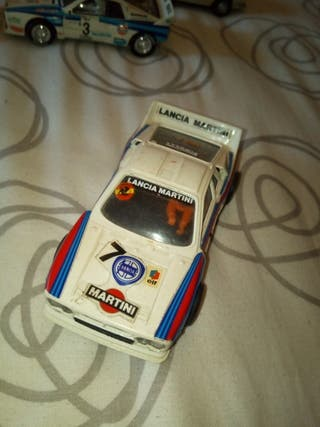 Scalextric lancia rally